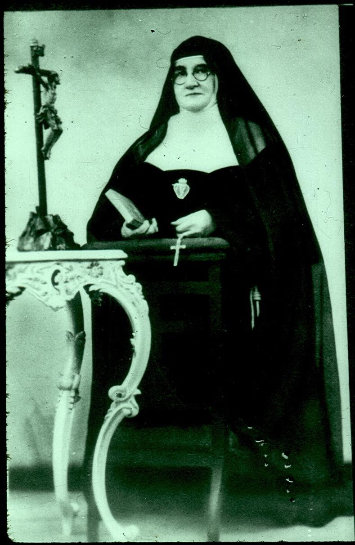 Esclavas de la Santísima Eucaristía y de la madre de Dios